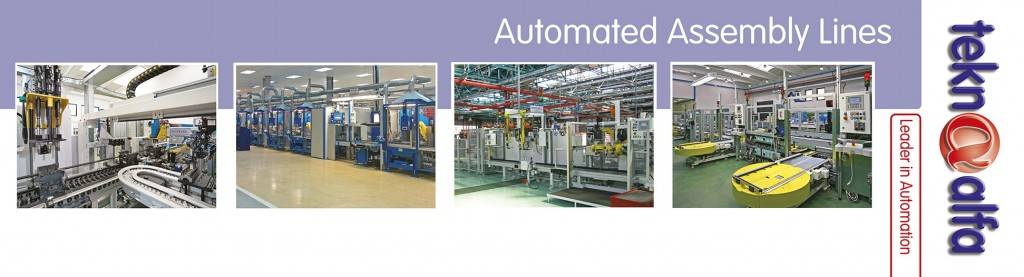 Automated Assembly Lines