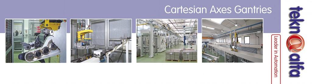 Cartesian Axes Gantries